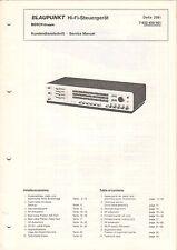BLAUPUNKT - Delta 2091 - 7622400/401 - Kundendienstschrift Manual - B3396
