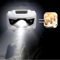 1200Lumens 4Modes Waterproof R3+2 LED Headlight Head Lamp Torch Light Headlamp