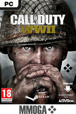 Call of Duty 14 WWII 2 - Juego de PC - Steam código de descarga digital [EU/ES]
