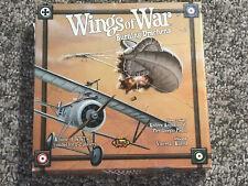 Wings of War Burning Drachens - Fantasy Flight Games 2005 - Complete