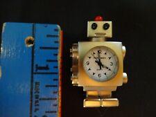 Tiny Miniature Robot Clock