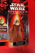 Star Wars Episode 1 action figure 3.75 Boss Nass