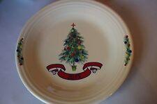 Fiesta Homer Laughlin 2015 Christmas Tree Dinner Plate Annual Retired NEW & Ivory Dinner Plate Contemporary Fiesta China u0026 Dinnerware | eBay