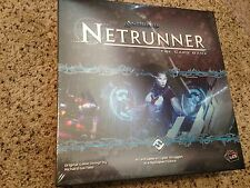 NEW in SHRINK Android Netrunner: The LCG Boardgame from Fantasy Flight Games