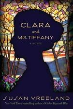 Clara and Mr. Tiffany: A Novel-ExLibrary