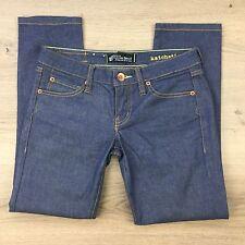 Volcom Matchstick Stretch Capri Cropped Women's Jeans Size 8 W26 NWOT W28 (ZZ8)