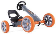 Berg Reppy Racer Kids Pedal Car Go Kart Orange / Black 2.5 - 6 Years New