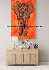 Indischen Elefant Tischdecke Poster Wand hängenden Werfen Tapisserie Yoga Matte