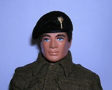 Banjoman 1:6 Scale WW2 Welsh Guards Black Beret For Action Man / G I Joe