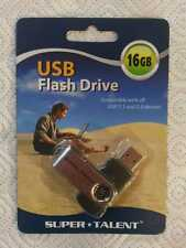 USB Stick / USB Flash Drive / Super * Talent / 16GB / Neu