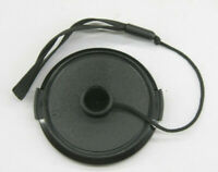58mm  - Front Snap On Lens Cap - Unbranded with Leash - USED Z950