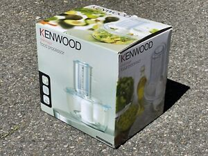 Kenwood Chef Major Titanium Food Processor Add on Attachment, AT640 Never Used!