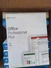 Microsoft Office 2019 Professional Plus 32/64 Bit Genuine Activation Key Only
