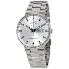 Mido Commander II Automatic Silver Dial Mens Watch M014.431.11.031.00