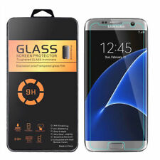 PELLICOLA IN VETRO TEMPERATO PER SAMSUNG GALAXY S7 EDGE NO CURVO TEMPERED GLASS