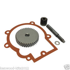 KENWOOD KMIX GEARBOX DRIVE PINION ASSEMBLY, PRIMARY DRIVE GEAR & GASKET