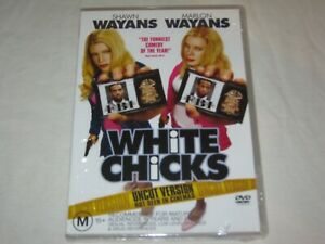 White Chicks - Uncut Version - Brand New & Sealed - Region 4 - DVD