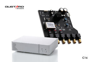 Gustard C16 10M Clock OCXO High Precision Low Noise Audio Clock