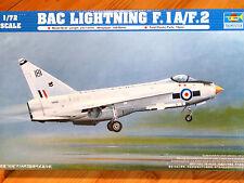 TRUMPETER 1/72 ème 04899 Revell Bac Lightning F. 1A / F. 2 avion modèle kit