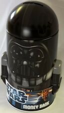 Star Wars DARTH VADER Coin Money Bank Collectible Lord Sith Figurine Container