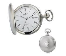 Dugena Armbanduhren aus Edelstahl mit Datumsanzeige