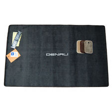 2007 - 2014 GMC Yukon Denali XL Cargo Trunk Floor Mat - Ebony Cashmere Brown