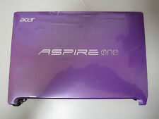 ACER ASPIRE ONE NAV70 LCD BACK COVER  W/WEB CAM & ANTENNA CABLE