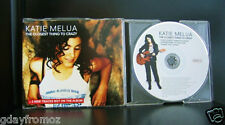 Katie Melua - The Closest Thing To Crazy 3 Track CD Single