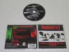 Public Enemy / There´s a Poison Goin On (PIAS Recordings piasxcd004) CD Album