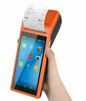 All in One Handheld PDA Printer Smart POS Terminal Wireless Portable V9B4 - NEW