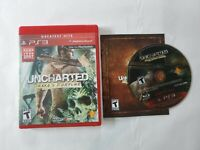 Uncharted Drake's Fortune  - Complete PlayStation 3 PS3 Game
