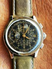 Tissot Janeiro Chronograph Z199 Men's Wristwatch Valjoux