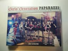 GIRLS' GENERATION - PAPARAZZI (First Press Limited Edition)