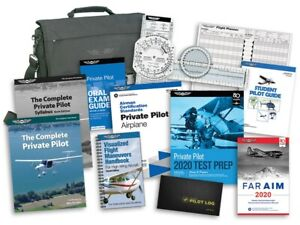 ASA Complete Private Pilot Kit For Student Pilots