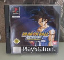 Dragon Ball final Bout (Sony PlayStation 1) PAL OVP/cd/Guía