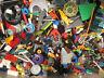 Genuine LEGO Bulk Lot 2 Pounds Lbs Bricks Parts Pieces Grab Bag Minifigures