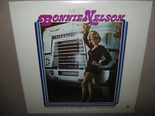 BONNIE NELSON Meet RARE SEALED New Vinyl LP Willie Ackerman Gary Paxton Singers