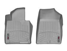 WeatherTech FloorLiner Floor Mat for Hyundai Sonata/ Kia Optima - 1st Row- Grey