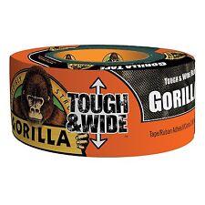 Gorilla Glue Tough & Wide Tape, 2.88-Inch x 30-Yards