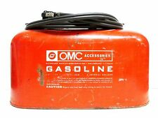 VINTAGE OMC 6 GALLON OUTBOARD BOAT MOTOR  PRESSURE GAS TANK