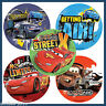 Cars Stickers x 5 - Birthday Party Favours Lightning/Mater Lolly Bag Ideas Loot