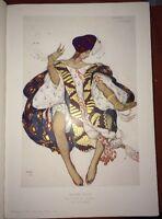 ART ET DÉCORATION 1911. IRIBE. LÈON BAKST. HENRI RIVIÈRE. GALLÈ. AFFICHES.POIRET