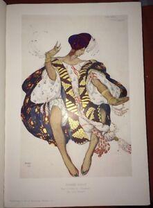 ART ET DÉCORATION,1911. IRIBE. LEON BAKST. HENRI FLUSS. GALLE.