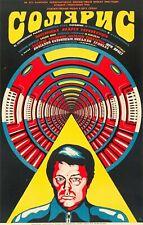 SOLYARIS SOLARIS 1972 MOVIE POSTER FILM A4 A3 A2 PRINT ART CINEMA