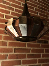 Dänisch Design lamp Fog Morup Lyfa Eames Panton Ära Wood Style Rar