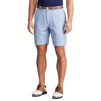 "Polo Ralph Lauren (RLX) Men's Golf Chino 9"" Shorts Spyglass Blue Size 38 NWT 🔥"