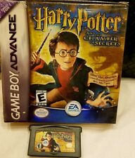 Video Harry Potter and Chamber of Secrets Complete in box Game Boy Advance GBA