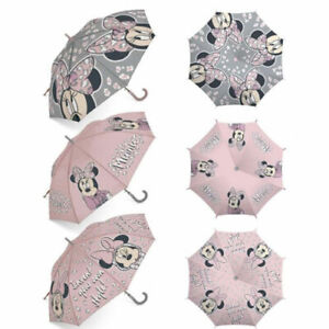 Girls Disney Minnie Mouse Umbrella Great for Rain ! FREE DELIVERY