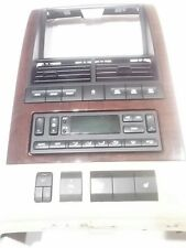 2006 FORD EXPLORER LIMITED AC HEAT TEMPERATURE CLIMATE CONTROL W/BEZEL SWITCHES
