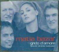 Matia Bazar - Grido D'Amore 4 Tracks Cd Eccellente